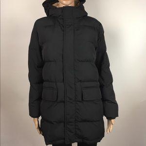 Uniqlo boy puffer hooded  jacket
